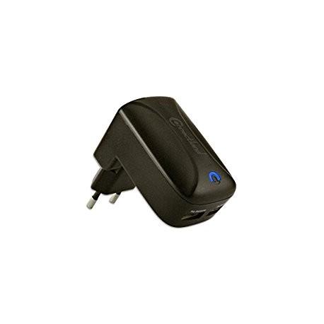 Connectland AD-SECTEUR-USB-TC02B8 Adaptateur secteur USB 5 V 1/2,1 A Noir